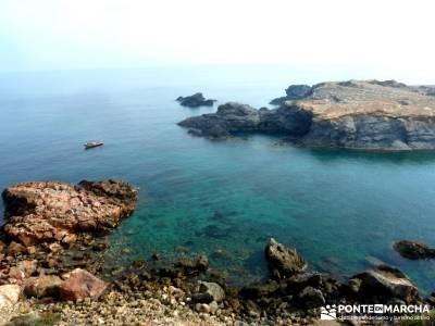 Calblanque y Calnegre - Cabo Tiñoso; viajes senderismo madrid; senderismo organizado;trekking mater